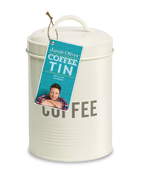 JAMIE OLIVER Кутия за кафе